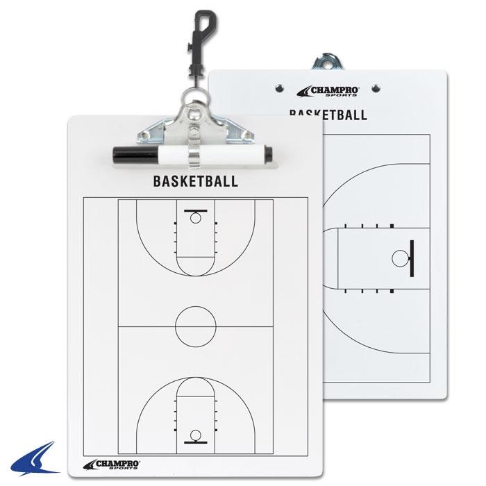 Champro 9 x 12 inch Basketball Coach's Board