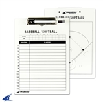 Champro 9 x 12 inch Baseball and Softball Dry Erase Coach's Board