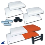 Concept 3000 Little League Dislodging Base Set