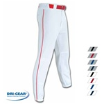 Champro Pro-Plus Youth Baseball Pants with Piping