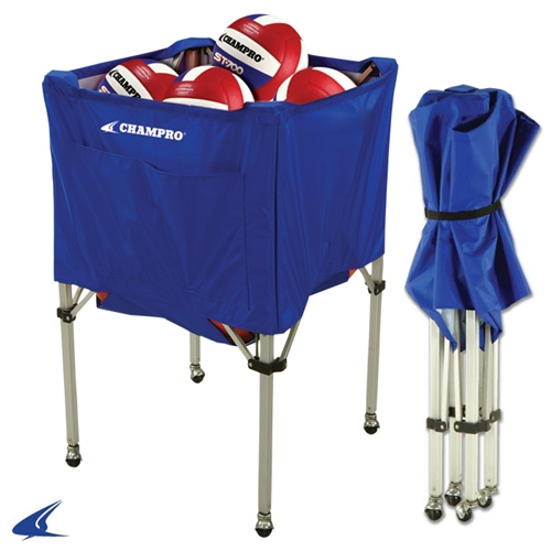Champro Multi-Sport Fold-up Ball Cart