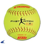 Champro NFHS-12 inch Fast Pitch - Durahide Cover .47COR