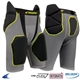 Champro Football Girdle with Built-In Hip, Tail & Thigh Pads