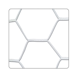 Champro 4.0mm Hexagonal Braided Soccer Net