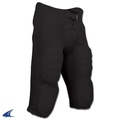Champro Youth Integrated Football Practice Pants with Built-In Pads