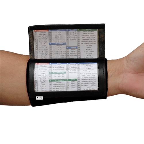 10 Pack Bundle Youth Playbook Wrist Coach